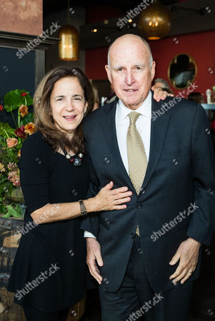 Anne Gust, Jerry Brown