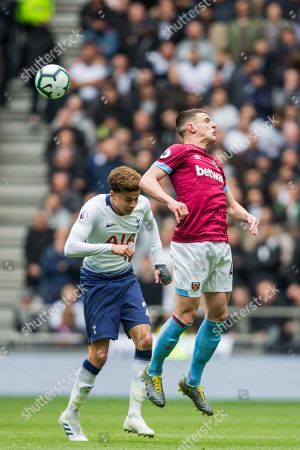 Editorial photo of Tottenham Hotspur v West Ham United, Premier League - 27 Apr 2019