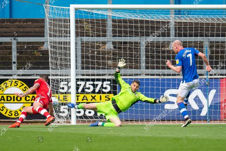 Editorial picture of Carlisle United v Crawley Town, EFL Sky Bet League 2 - 27 Apr 2019