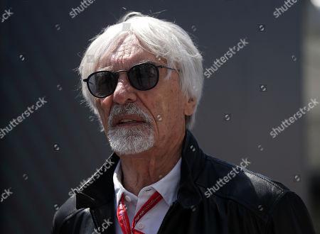 27.04.2019, Baku City Circuit, Baku, FORMULA 1 SOCAR AZERBAIJAN GRAND PRIX 2019 ,  Bernie Ecclestone