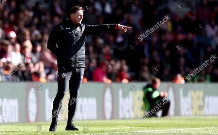 Southampton Manager Ralph Hasenhuttl.