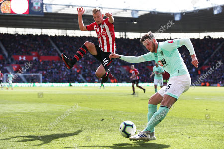 Editorial image of Southampton v AFC Bournemouth, Premier League, Football, St Mary's Stadium, Southampton, UK - 27 Apr 2019