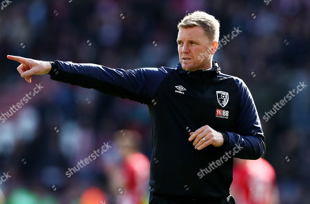 Bournemouth Manager Eddie Howe.