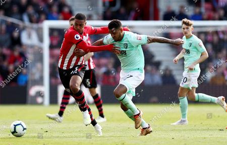 Editorial photo of Southampton v AFC Bournemouth, Premier League, Football, St Mary's Stadium, Southampton, UK - 27 Apr 2019