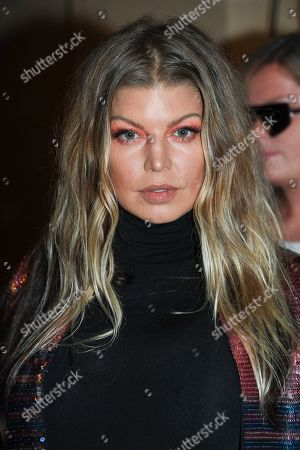 Stock Picture of Fergie Duhamel
