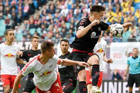 Editorial picture of Soccer Bundesliga, Leipzig, Germany - 27 Apr 2019