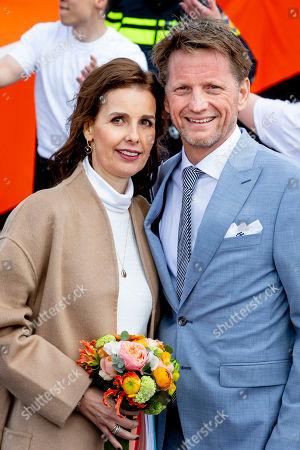 Princess Anita, Prince Pieter-Christiaan