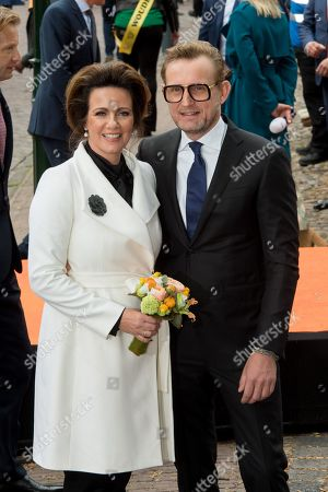 Prince Bernhard and Princess Annette