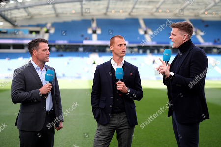 Editorial picture of Brighton and Hove Albion v Newcastle United, Premier League, Football, Amex Stadium, Brighton, UK - 27 Apr 2019