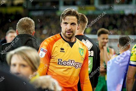 Editorial photo of Norwich City v Blackburn Rovers, EFL Sky Bet Championship - 27 Apr 2019