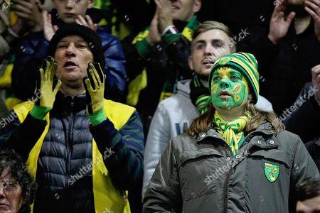Editorial picture of Norwich City v Blackburn Rovers, EFL Sky Bet Championship - 27 Apr 2019