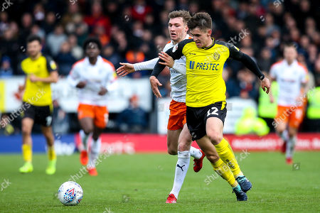 Editorial picture of Burton Albion v Luton Town, UK - 27 Apr 2019