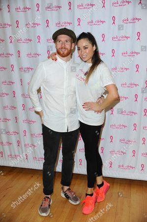 Neil Jones and Katya Jones