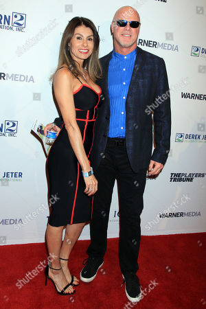 Editorial photo of Derek Jeter Celebrity Invitational Gala, Las Vegas, USA - 25 Apr 2019
