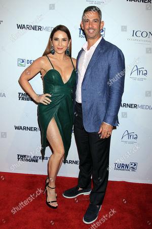 Editorial image of Derek Jeter Celebrity Invitational Gala, Las Vegas, USA - 25 Apr 2019