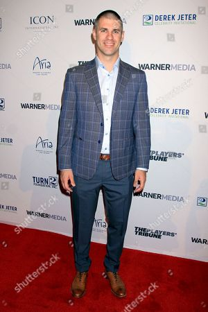 Editorial picture of Derek Jeter Celebrity Invitational Gala, Las Vegas, USA - 25 Apr 2019