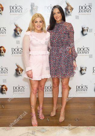 Olivia Cox and Elle Rogan