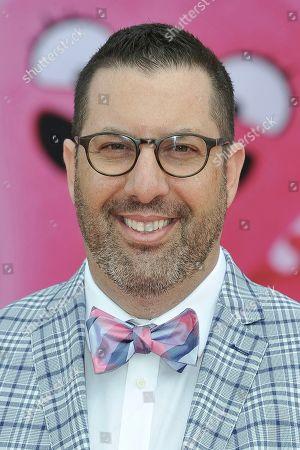 "Christopher Lennertz attends the World Premiere of ""UglyDolls"" at Regal Cinema LA Live, in Los Angeles"