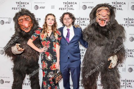 Nicole Elizabeth Berger, Mario Torres and Grumblers - Boomer and Morse