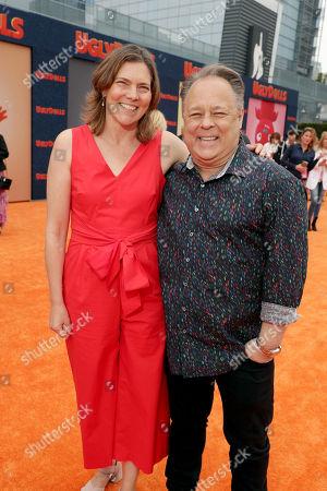 Jane Hartwell, Producer, Kelly Asbury, Director,