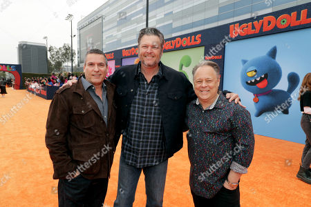 Editorial photo of STXfilms presents the world film premiere of 'Ugly Dolls' at Regal Cinema LA Live, Los Angeles, USA - 27 Apr 2019