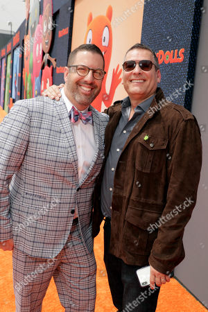 Editorial image of STXfilms presents the world film premiere of 'Ugly Dolls' at Regal Cinema LA Live, Los Angeles, USA - 27 Apr 2019