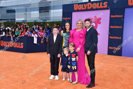 Editorial photo of 'UglyDolls' film premiere, Arrivals, Regal Cinemas, Los Angles, USA - 27 Apr 2019