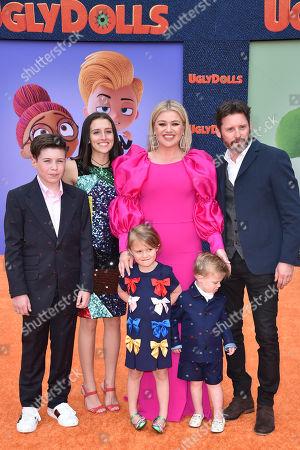 Editorial image of 'UglyDolls' film premiere, Arrivals, Regal Cinemas, Los Angles, USA - 27 Apr 2019