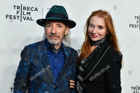 Stock Picture of Harry Shearer and Judith Owen
