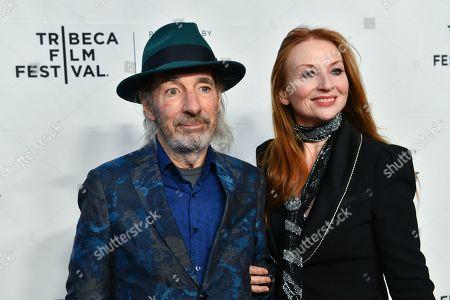 Harry Shearer and Judith Owen