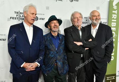 Christopher Guest, Harry Shearer, Michael McKean, Rob Reiner