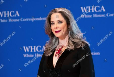 Stock Photo of Heather Podesta attends the 2019 White House Correspondents' Association dinner at the Washington Hilton, in Washington