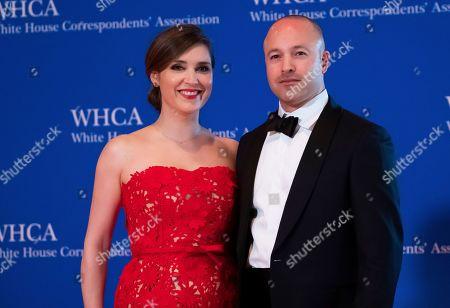 Editorial image of 2019 White House Correspondents Association Dinner, Washington, USA - 27 Apr 2019