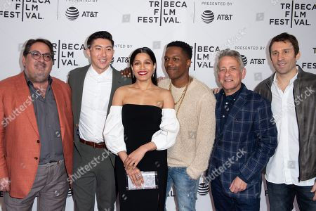 Editorial image of 'Only' premiere, Tribeca Film Festival, New York, USA - 27 Apr 2019