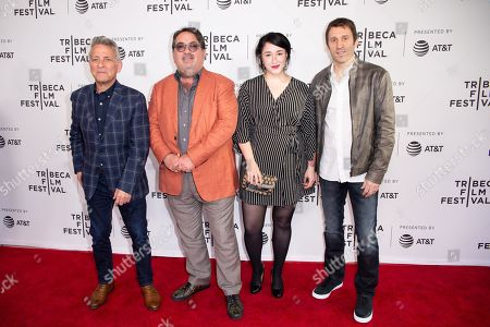 Editorial photo of 'Only' premiere, Tribeca Film Festival, New York, USA - 27 Apr 2019