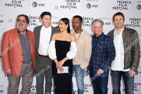 Editorial picture of 'Only' premiere, Tribeca Film Festival, New York, USA - 27 Apr 2019