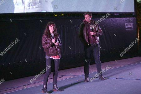 Rachel Lears (Director), Dan Nuxoll (Rooftop Films)