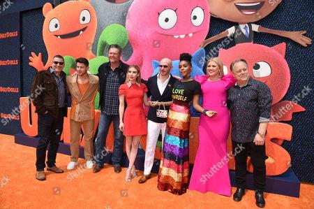 Editorial picture of 'UglyDolls' film premiere, Arrivals, Regal Cinemas, Los Angeles, USA - 27 Apr 2019