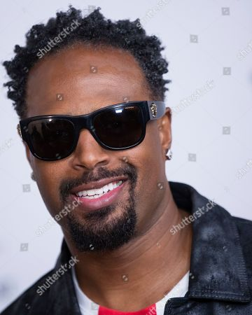 """Shawn Wayans attends the screening for """"Tribeca TV : In Living Color - 25th Anniversary reunion from the finale"""" during the 2019 Tribeca Film Festival at Spring Studios, in New York"""