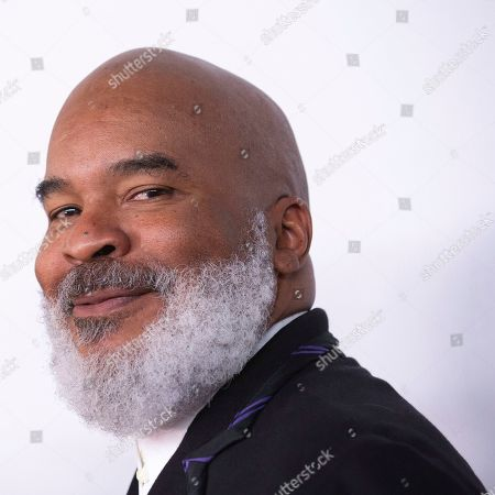 """David Alan Grier attends the screening for """"Tribeca TV : In Living Color - 25th Anniversary reunion from the finale"""" during the 2019 Tribeca Film Festival at Spring Studios, in New York"""