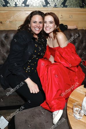 Tanya Wexler and Zoey Deutch
