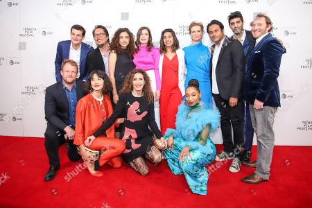 Editorial picture of 'Stray Dolls' screening, Tribeca Film Festival, New York, USA - 27 Apr 2019