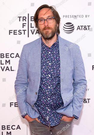 Editorial image of 'Good Posture' premiere, Tribeca Film Festival, New York, USA - 27 Apr 2019