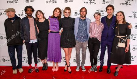 Gary Richardson; Emily Mortimer ; Dolly Wells ; Grace Van Patten ; Timm Sharp ; Mary Holland ; Jonathan Ames