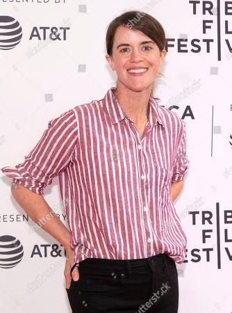 Editorial picture of 'Good Posture' premiere, Tribeca Film Festival, New York, USA - 27 Apr 2019