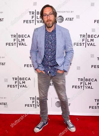 Editorial photo of 'Good Posture' premiere, Tribeca Film Festival, New York, USA - 27 Apr 2019