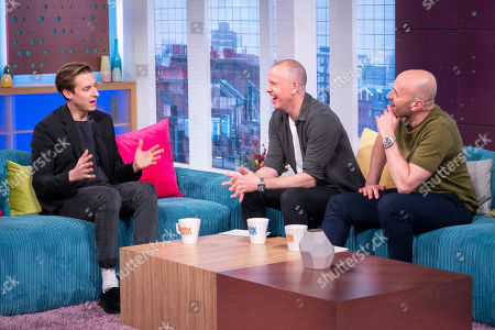 Editorial image of 'Sunday Brunch' TV show, London, UK - 28 Apr 2019