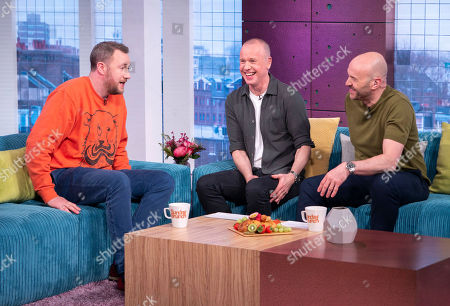 Editorial image of 'Sunday Brunch' TV show, London, UK - 28 Apr 2019