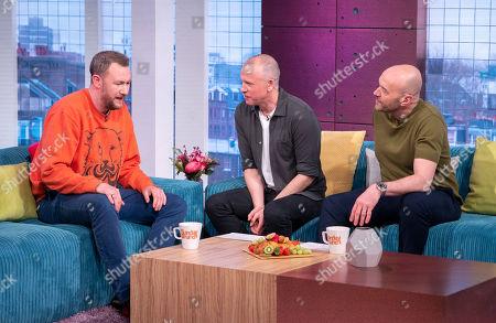 Editorial photo of 'Sunday Brunch' TV show, London, UK - 28 Apr 2019