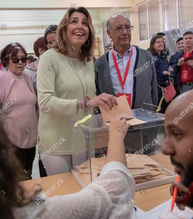 Editorial picture of General elections in Spain, Seville - 28 Apr 2019